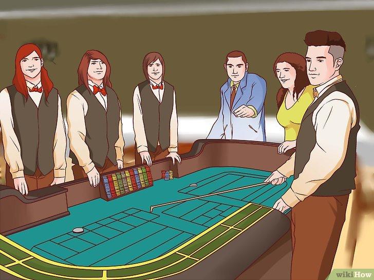 Global poker room